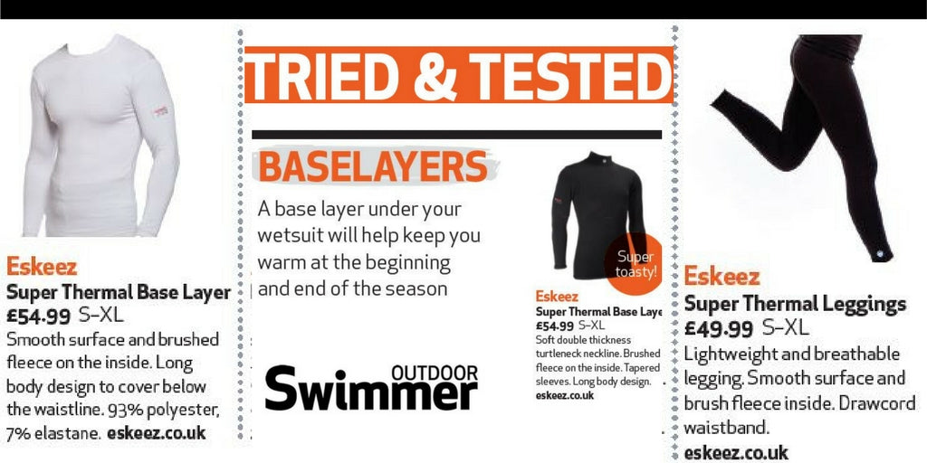 Outdoor Swimmer Kit Review