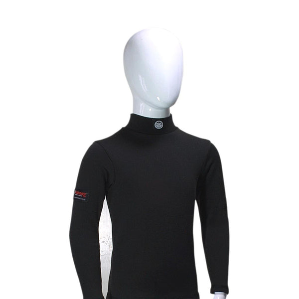 Kids' Super Thermal Base Layer (Black)