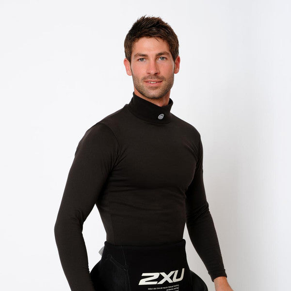 Men's Super Thermal Base Layer (Black)