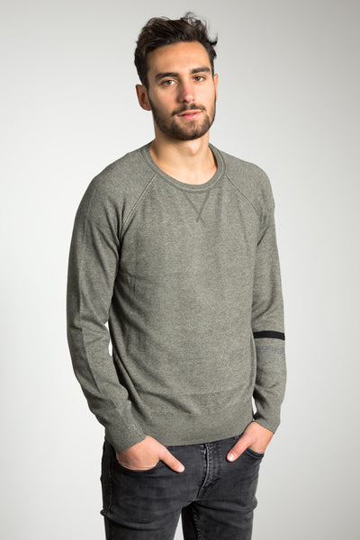 Knitted Jumper olive