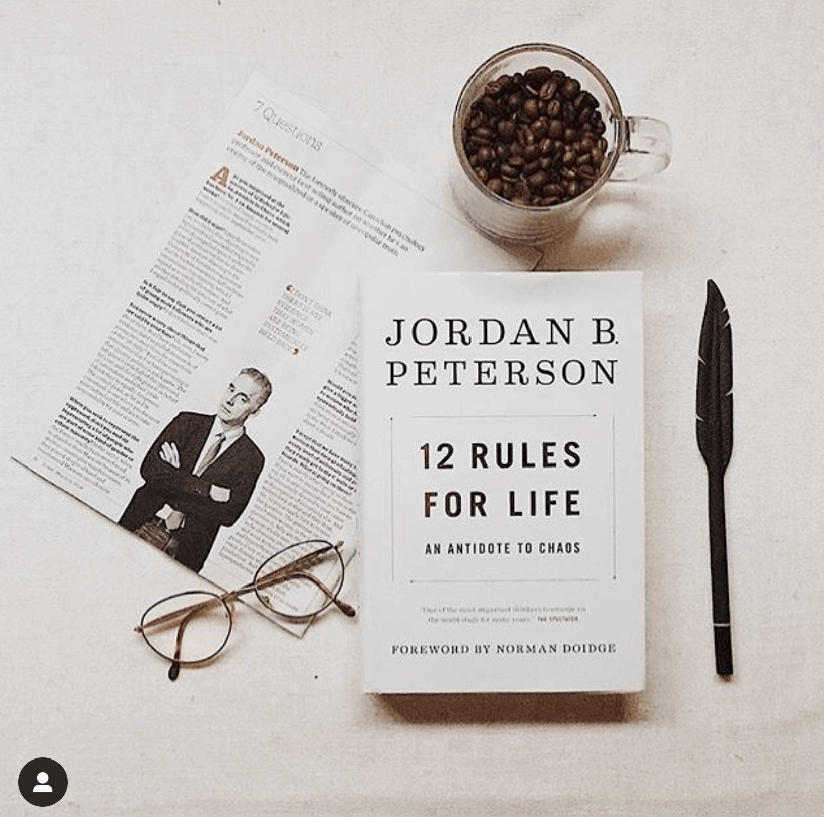 Jordan Peterson: 12 rules for life