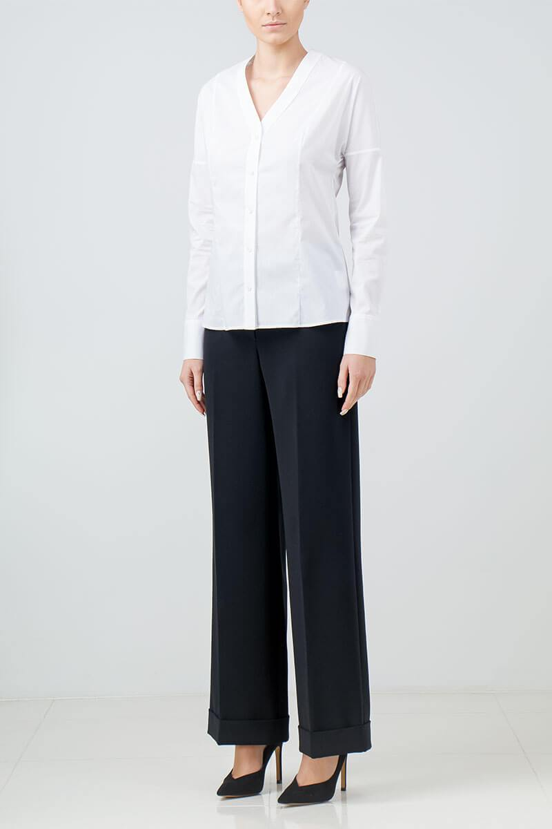 OUTFIT IDEAS FOR LAWYERS_white shirt