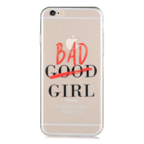 Bad/Good Girl-Phone Case