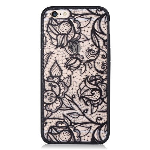 Black Lace-Phone Case