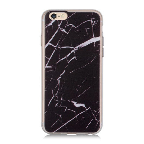 Black Marble-Phone Case