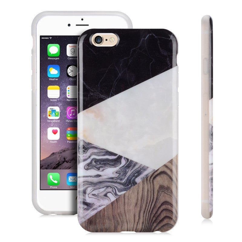 Brown Box Marble-Phone Case