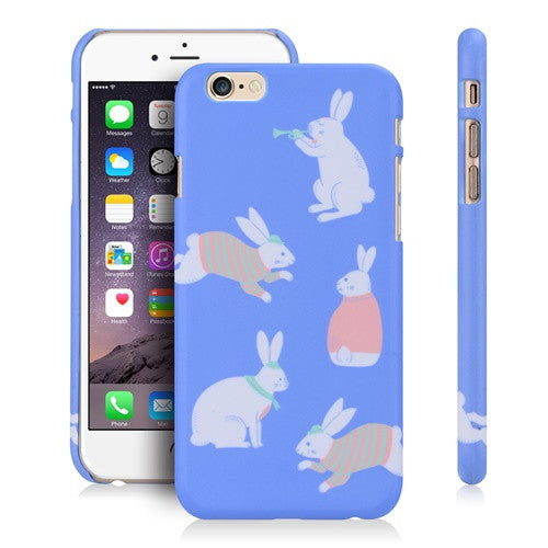 Bunny Blue-Phone Case