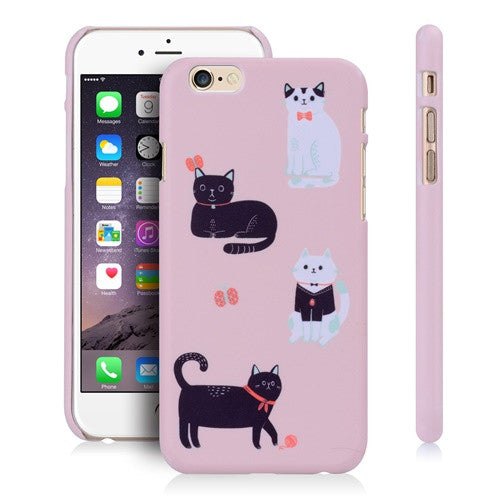 Cats Pink-Phone Case