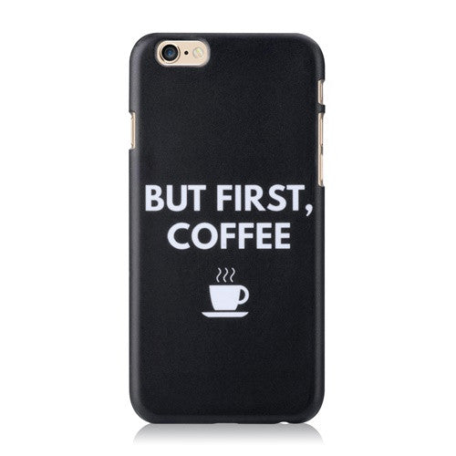 Coffee First-Phone Case