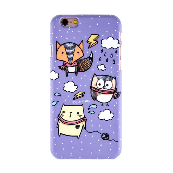 Winter Pals-Phone Case