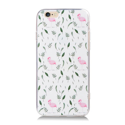 Flamingo Pond-Phone Case