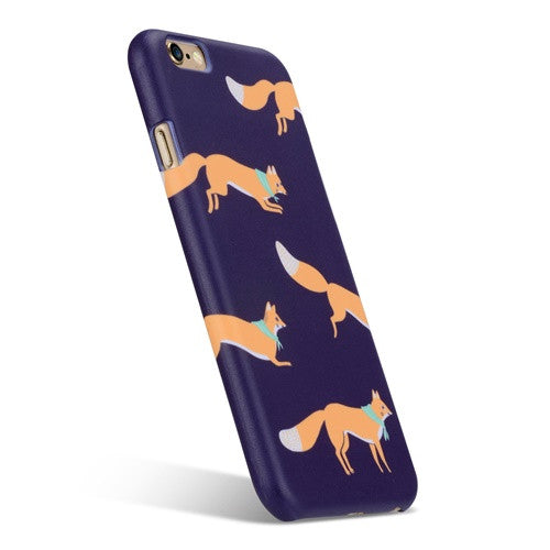 Jumping Foxes-Phone Case