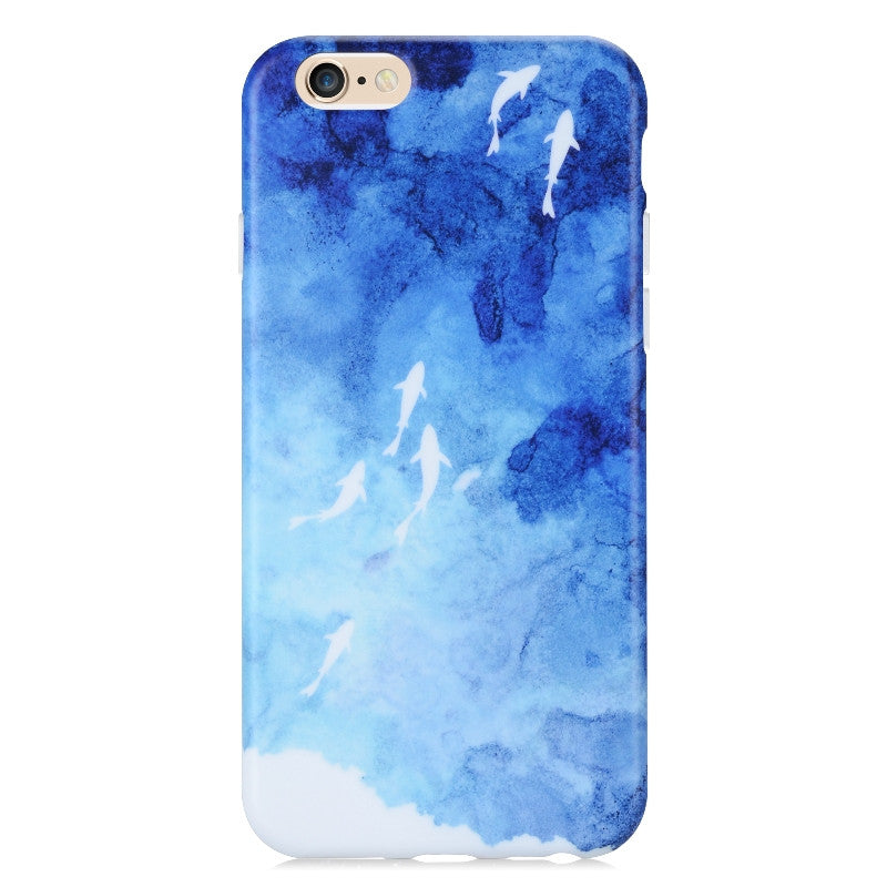 Koi Lake-Phone Case