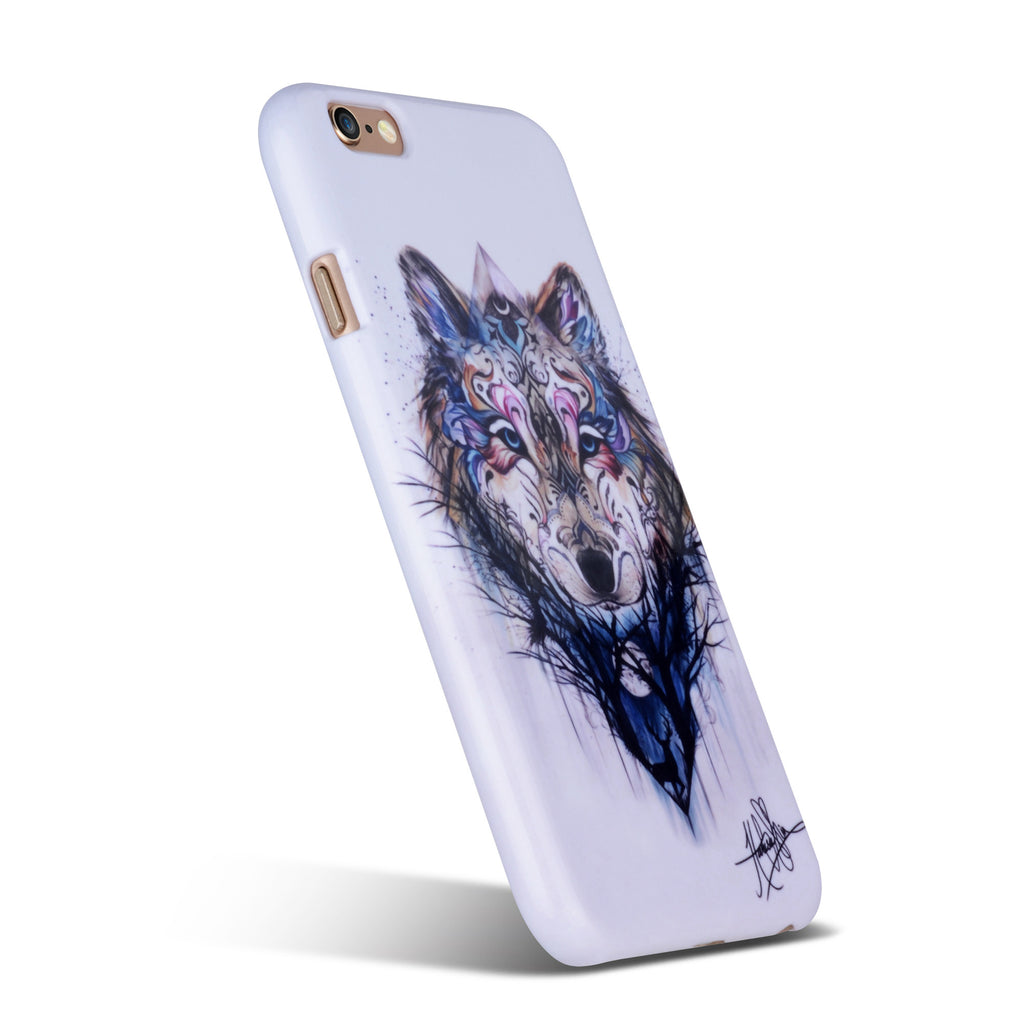 Lone Wolf-Phone Case