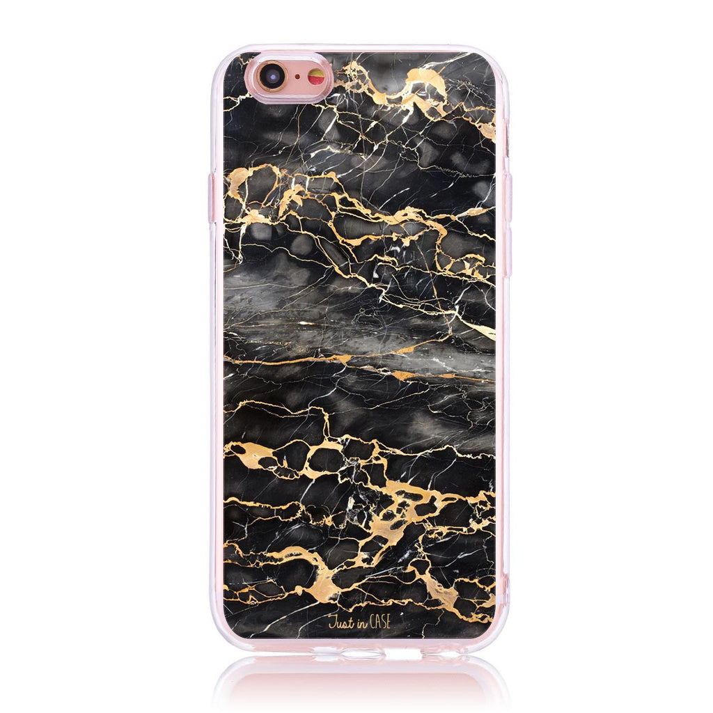 Luxe Gold Marble