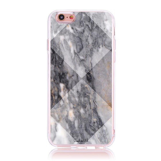 Luxe Grey Marble