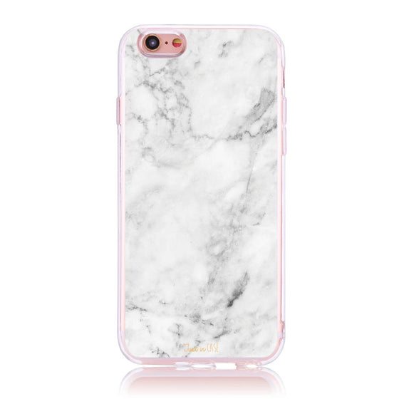 Luxe White Marble