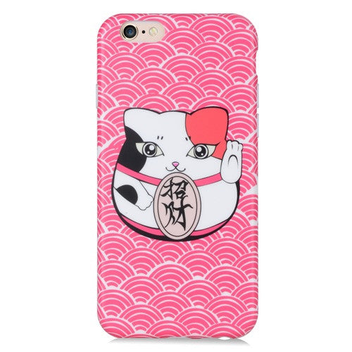 Maneki-Neko Red-Phone Case