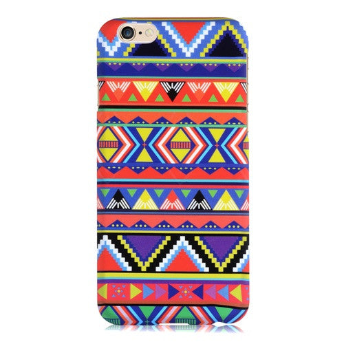 Neon Aztec 1-Phone Case