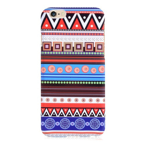 Neon Aztec 2-Phone Case
