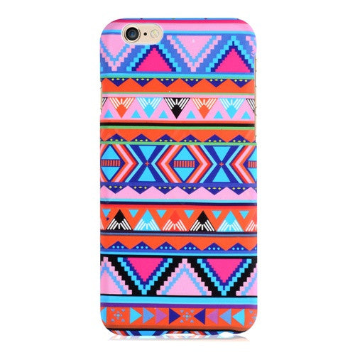 Neon Aztec 3-Phone Case