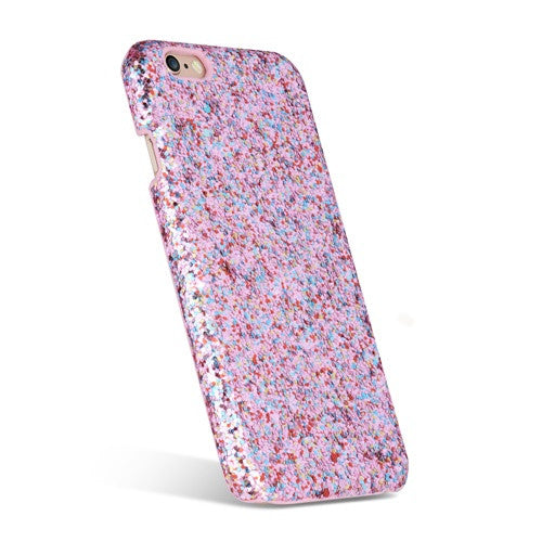 Party Glitter Baby Pink-Phone Case
