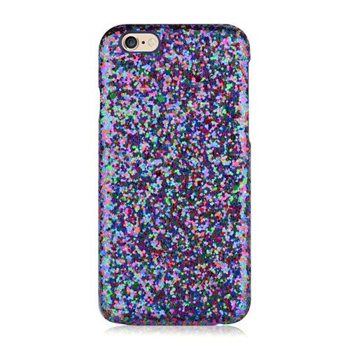 Party Glitter Blue-Phone Case