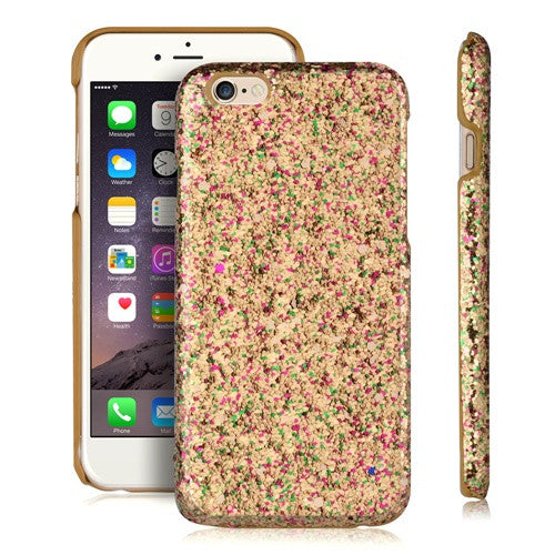 Party Glitter Gold-Phone Case