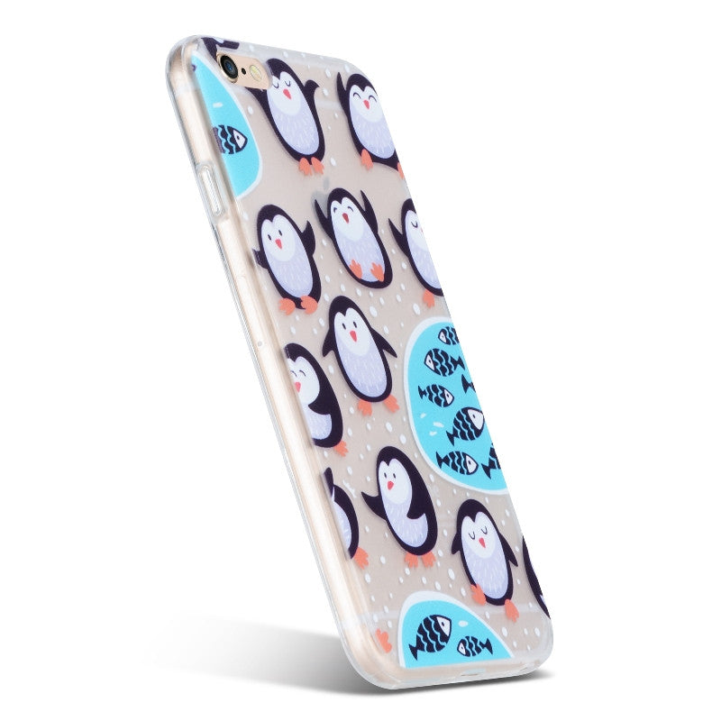 Penguin Park-Phone Case