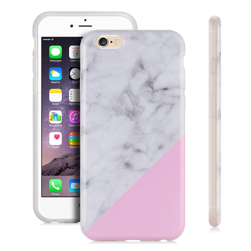 Pink Box Marble-Phone Case