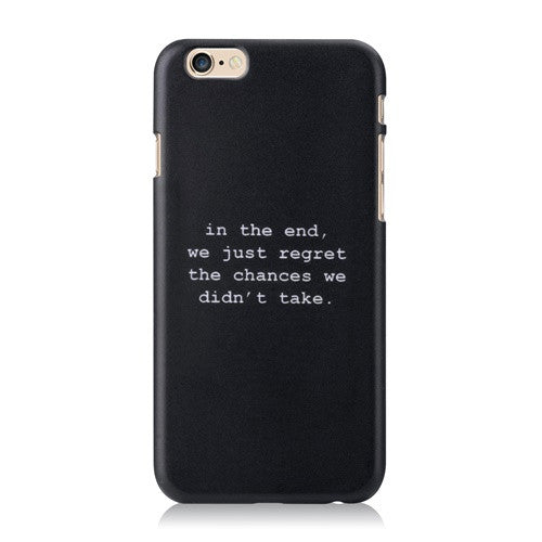 Quotes-Phone Case
