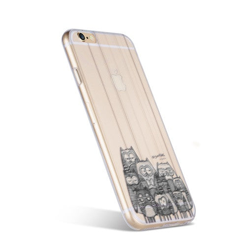 The Whoo Transparent-Phone Case