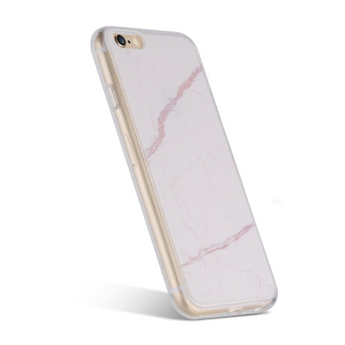 White Marble 2-Phone Case
