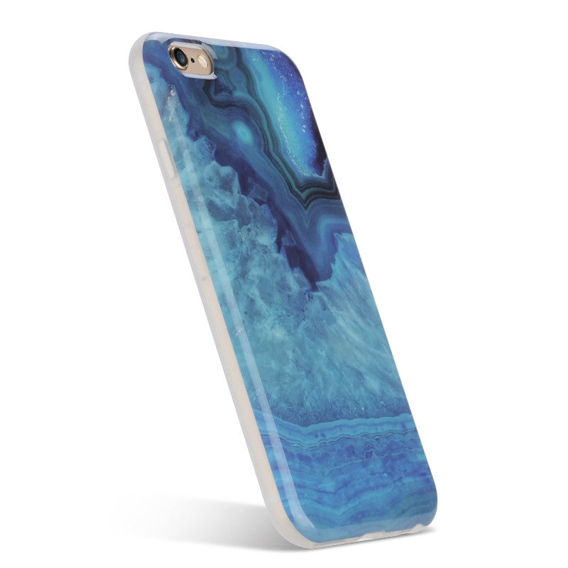 Navy Waves-Phone Case
