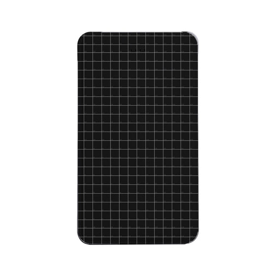 Black Grid Powerbank