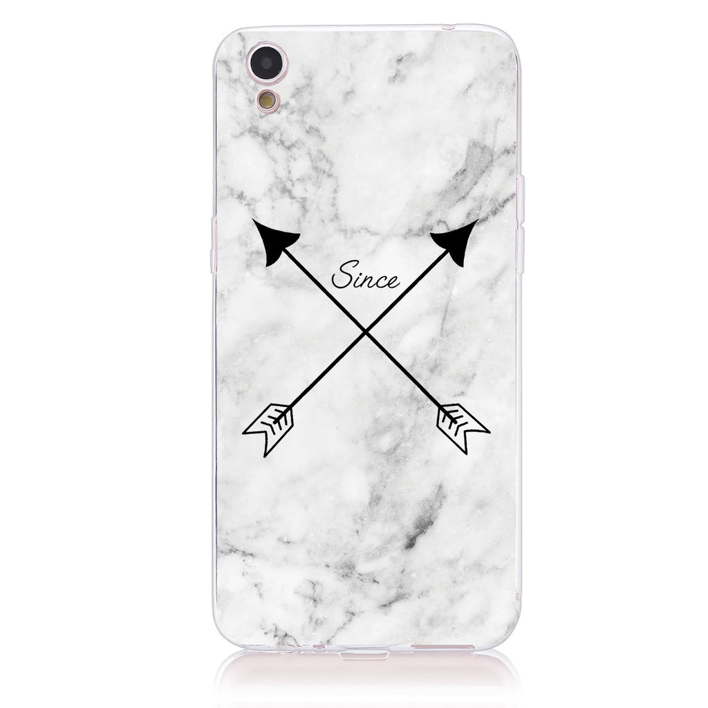 Couple Arrow - Oppo R9/F1 Plus  Customised Case
