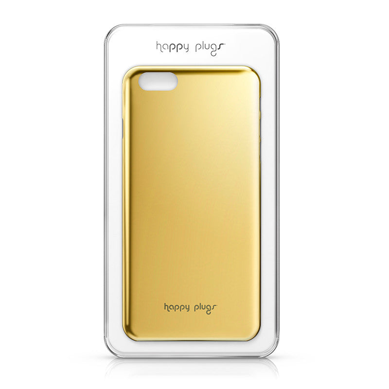Happy Plugs Iphone 6 Gold