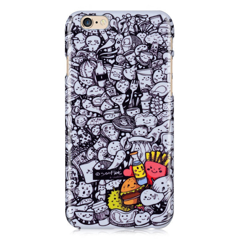 Fast Food Mania-Phone Case