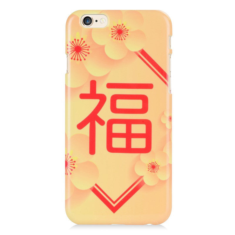 Gold Blossoms-Phone Case