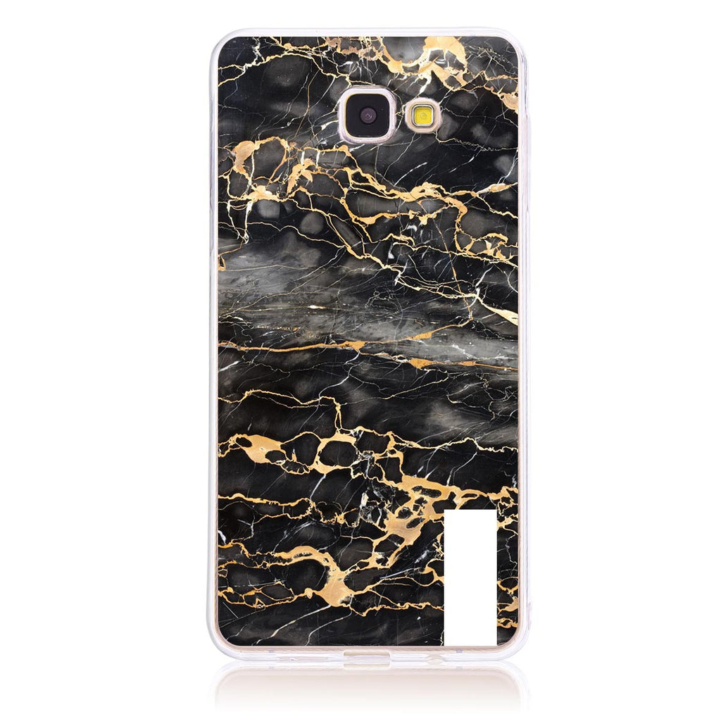 Gold Marble Label-Samsung A9 Customised Case