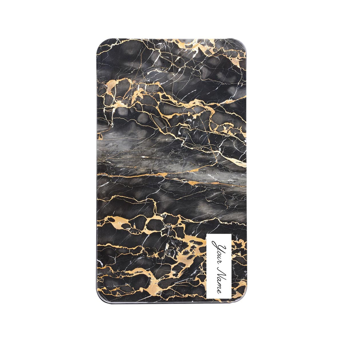 Gold Marble Label Powerbank