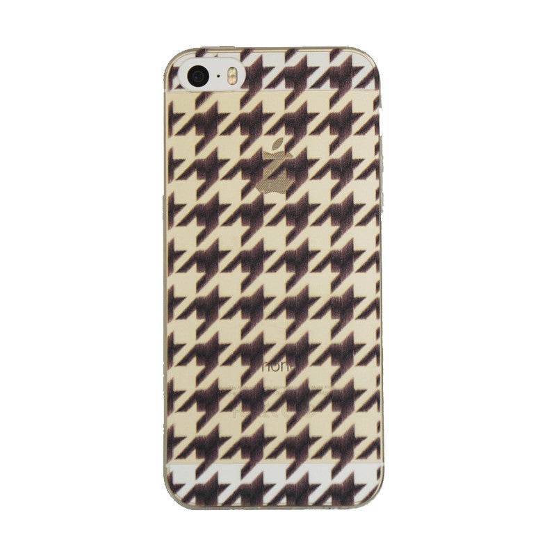 Houndstooth-Phone Case