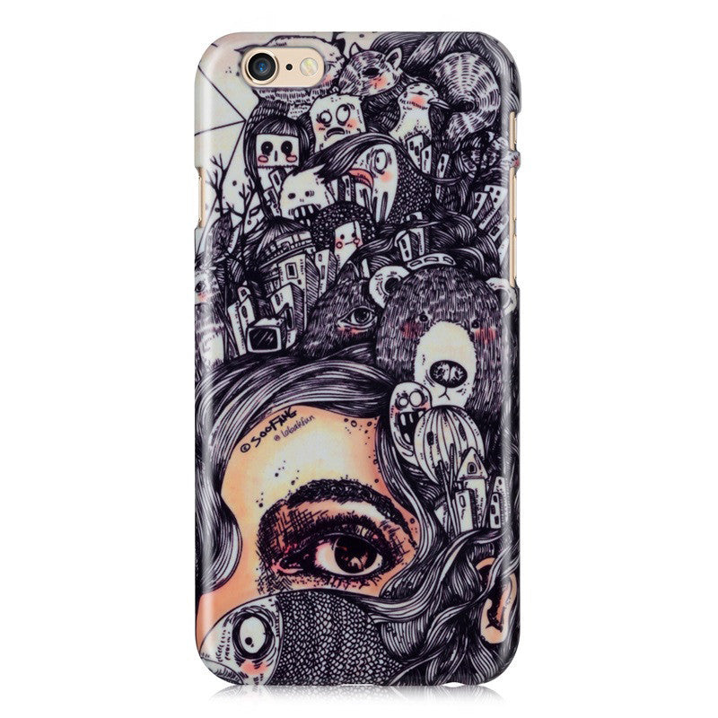 In My Mind-Phone Case