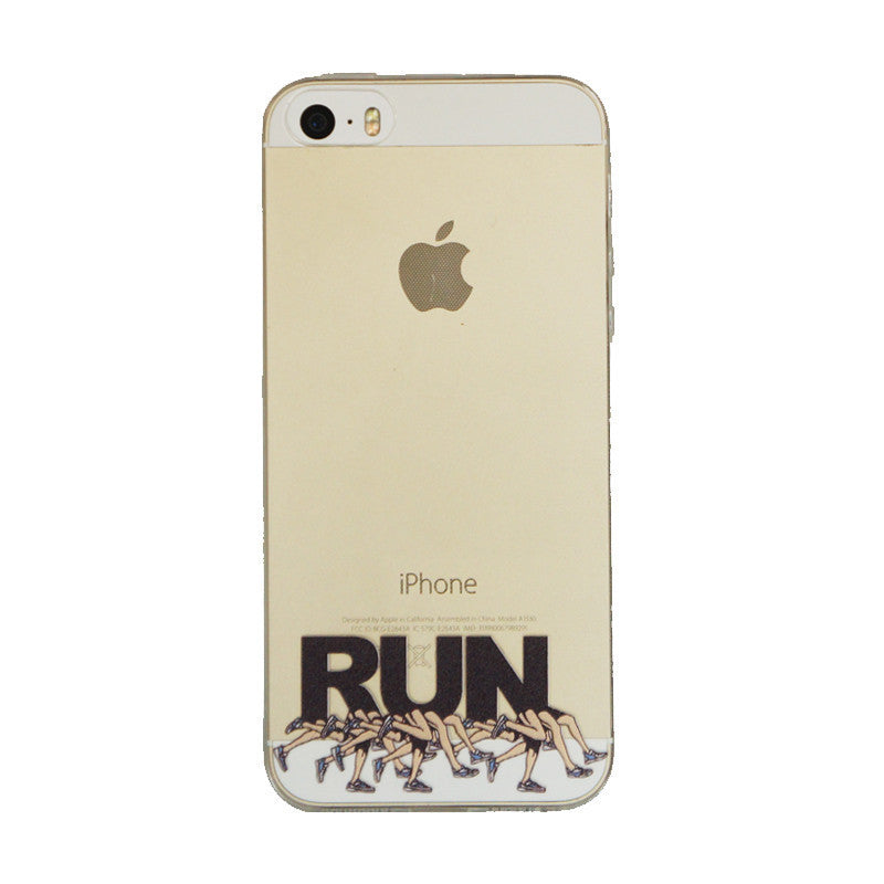 Keep Running-Phone Case