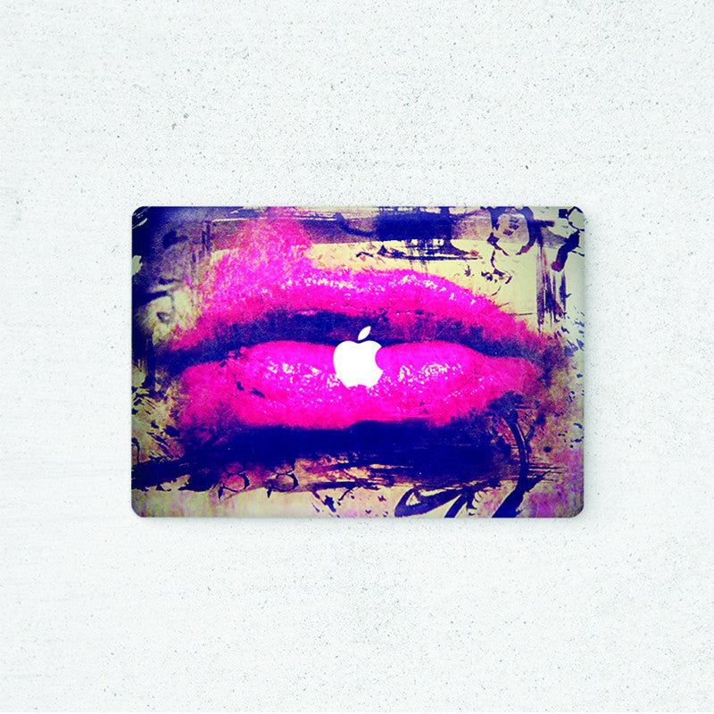 Macbook - Lips