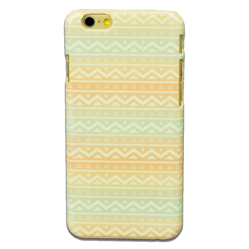 Pastel Aztec-Phone Case
