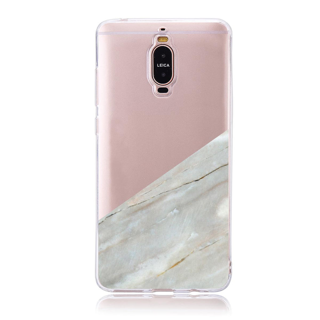 Pink Marble Cut-Huawei Mate 9 Pro Customised Case