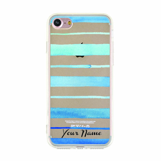 Blue Stripes - Customised