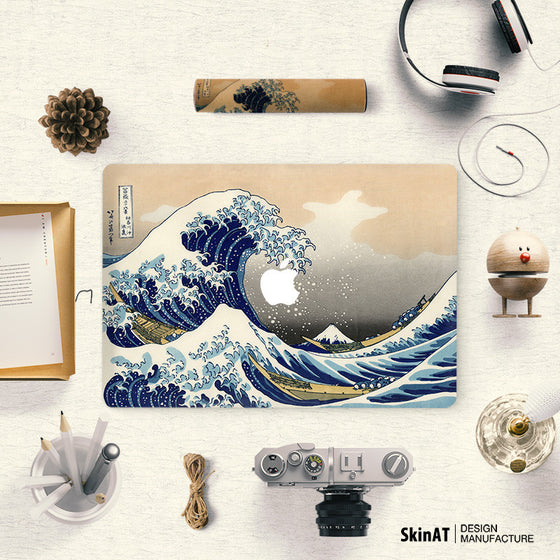 Macbook - The Wave