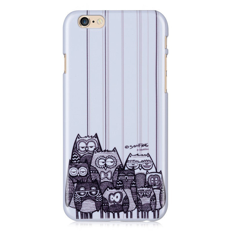 The Whoo-Phone Case